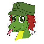 Doodle for Raptoid by OEmilyThePenguinO