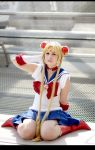 Sailor Moon by Amapolchen