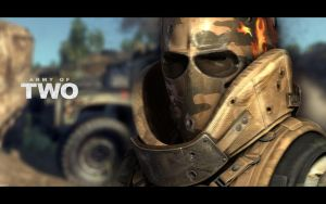 Army of Two Wallpaper 2 by igotgame1075