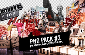 PNG PACK 02 by pxrpose