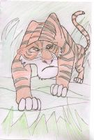 Shere Khan by ArtemisCreed