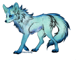 River Stream Canine Adoptable-(CLOSED) by Amabyllis