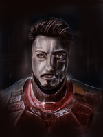 ironman by dimitrisax