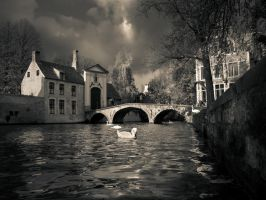 The Beguinage by Katoman