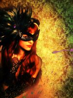 Masquerade Ball by 36DoubleD