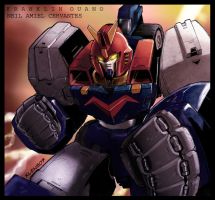 Voltes V by Darkeyes07 by dylanliwanag