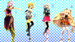 MMD Pose Pack 15 by Aisuchuu