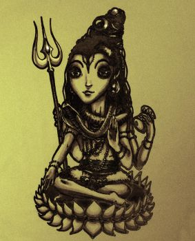 domestic shiva by funi