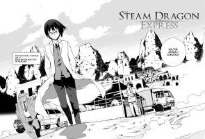 Steam Dragon Express 6-7 by Jowa