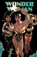Wonder Woman 186 by AdamHughes