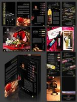Wine brochure by hienkts