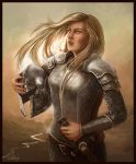 Eowyn by Suzanne-Helmigh