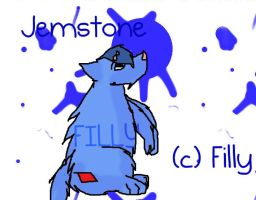 Jemstone Didnt use anatomy by FollowingFilly