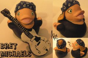 Bret Michaels by msfurious