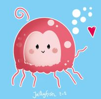 jellyfish by horror-child