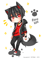Ryuu Kun by akarein