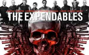 The Expendables Team by rehsup