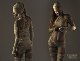 Sexy Mummy by CRAPULECREATION