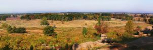Gettysburg - Little Round Top by touch-the-flame