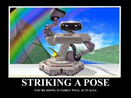 .:STRIKE A POSE:. by ssbbgamergirl