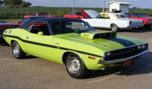 70 Hemi Challenger by colts4us