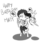 Gift for Matt. by Canibal-powa