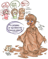 Chocolate-Dipped Anime pt. 2 by FrogMouthKid