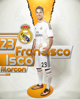 Isco larg art by DoN-Callejon