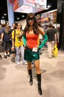 Robin at San Diego Comic Con by milkchess