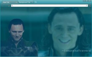 Loki - Google Chrome by SamanthaTravers