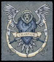 Charfade Coat of Arms by charfade