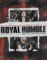 ROYAL RUMBLE FINAL MATCH AMBROSE vs ROLLINS by danielebetter