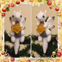 Fairy Dragon Tree Topper by Amaze-ingHats
