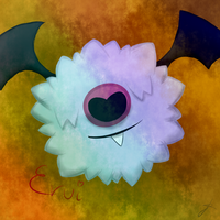 Woobat by Astroni
