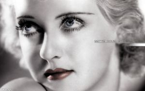 Bette Davis Eyes 1680 x 1050 by Mavist0
