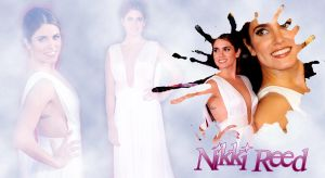 Wallpaper Nikki Reed 1 by krissslovee