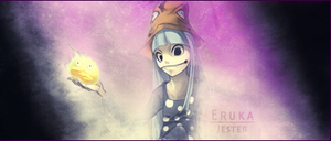 Eruka Soul Eater smudge sig by hydrojester