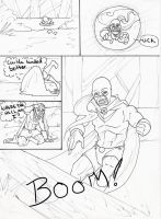 Secret Wars Page 4 by Iris-Cougar