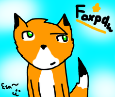 *~Foxpaw~* Requested by MossySparkle