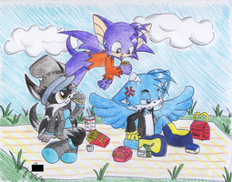 McDonald's To Go by PetalRacoon