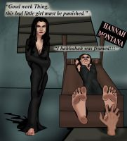 The Addams Family by Bigfootfantasies