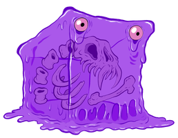 Crystal Catacombs - Blob by scythemantis