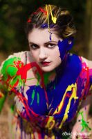 Harlequin by darkromantics
