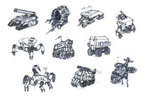 bots and more bots by Joshk92