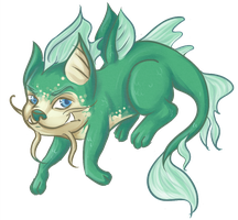 Maraquan Skeith by Cupuhtea