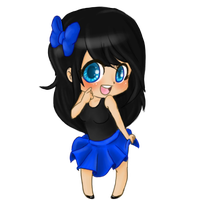 chibi give away#3 by blondeeshadow