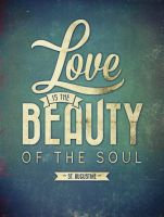 Love Is Beauty by ti-DESIGN