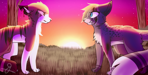 .I hope you don't go to StarClan. by JJourneyy