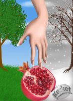 Dont Eat The Pomegranate by Kucket