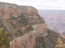 Grand Canyon II by rejectedrocker